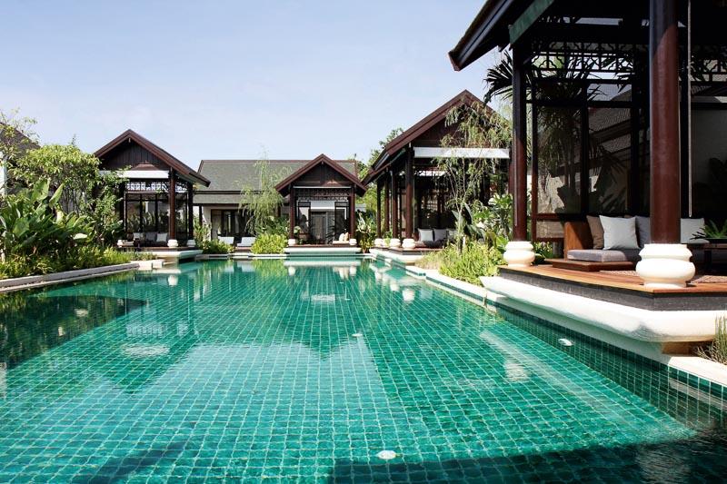 Anantara Lawana Koh Samui ResortLarge_pool_at_Deluxe_Pool_Access