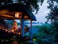 Asien, Thailand, Koh Samui, Chaweng, Anantara Lawana Resort und Spa, Sky Hug Restaurant, Abendessen in den Baeumen, Romantik, romantisch, Dinner, Baumhaus,  Luxushotel, Luxus, 5 Sterne Hotel, erholen, Urlaub, Insel, 9/2010