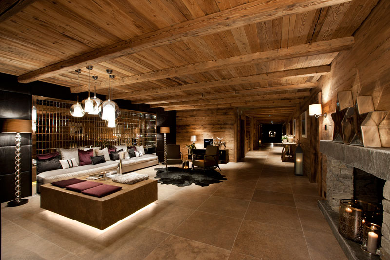 Chalet N am Arlberg : hotelstyle.at