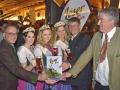 Am Freitag, 13. März wurde das Loser Bier,  der neue Genuss im Ausseerland,  aus der Taufe gehoben.