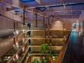Bamboo-walls-with-tropical-garden
