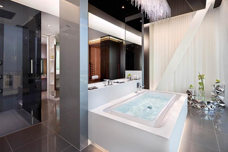 skyscraper. Black Bedroom Furniture Sets. Home Design Ideas