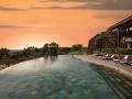 305MeliaSerengetiLodge-Pool_Sunset