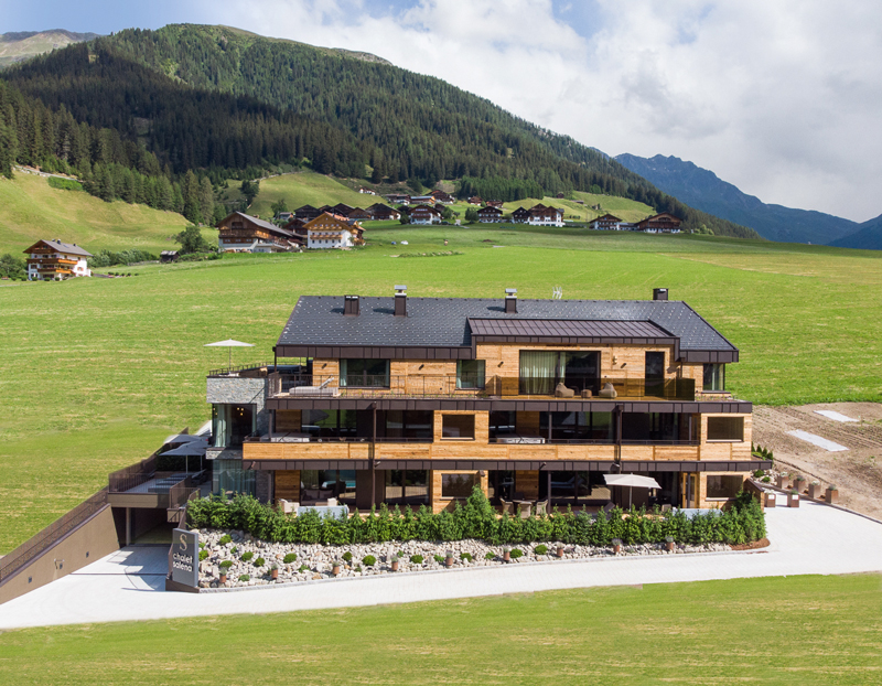 Als Teil Des Tals Chalet Hotel Quelle Hotelstyle At Hotelstyle At