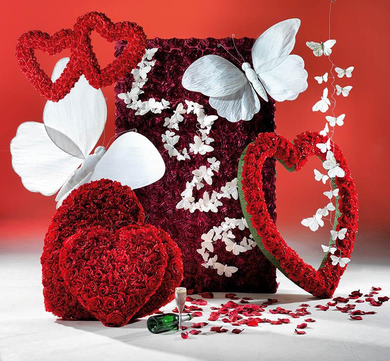 Romantische deko f r besondere anl sse for Romantische deko