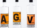 BILD zu OTS - Grundsorten der Danger Line: Anis; Gin+ und Vodka