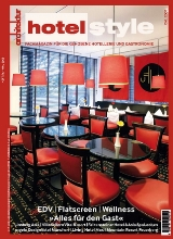 Hotelstyle eMagazin Oktober 2008