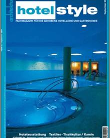 Hotelstyle eMagazin September 2009