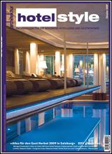 Hotelstyle eMagazin Oktober 2009