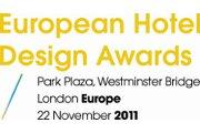 European Hotel Design Awards 2011: Einsendeschluss 27. Mai 2011