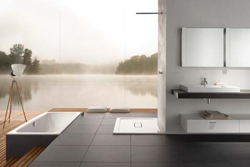 Bette – Drei Badobjekte – ein Design