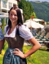 Sarah Gruber – Gastgeberin Hotel Alpina in Kössen