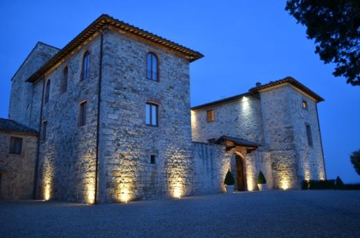 Hotel Castello la Leccia