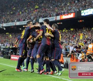 R.E.S. Touristik ist autorisierte Ticketverkaufstelle des FC Barcelona