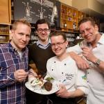 Moderator Alex Scheurer eröffnet Wiener Restaurantwoche