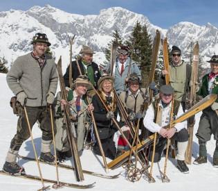 Skihütten & Volksmusik-Tournee