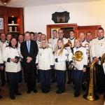 Brau Union Österreich: GD Markus Liebl erhält Ehrenring der Stadtgemeinde Wieselburg