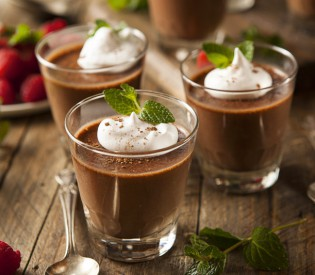 Mousse au Whisky