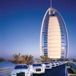 Emily im Burj Al Arab