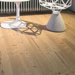 Korkböden mit Altholzeffekt