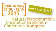 Naturkosmetik Branchenkongress