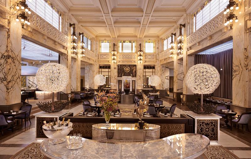 Designpreis f r luxushotel park hyatt vienna hotelstyle for Top design hotels europa