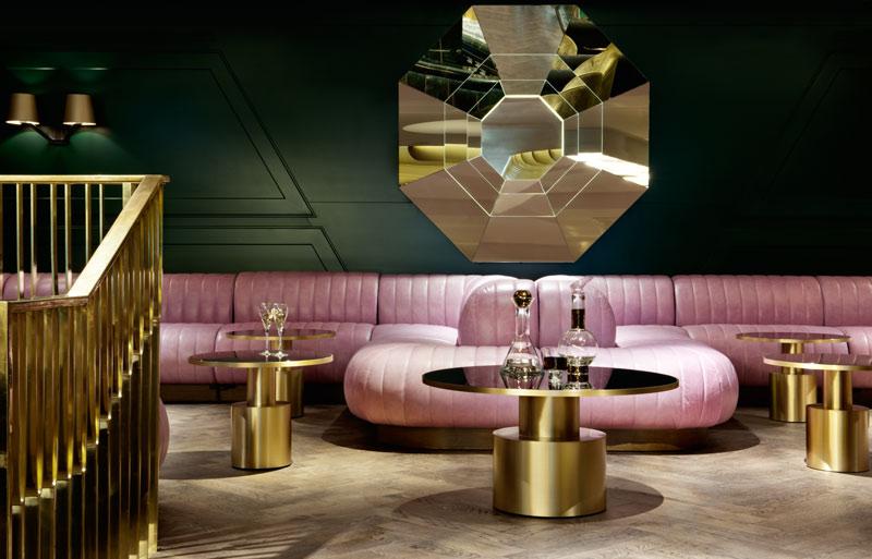 Dandelyan restaurant bar design award