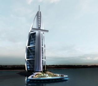 North Deck – Luxushotel Burj Al Arab Jumeirah