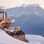 Skihütte hendl fischerei
