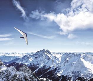 Kooperation von Gasteiner und Alpenverein
