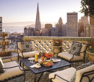 Luxussuiten mit spektakulärem Ausblick