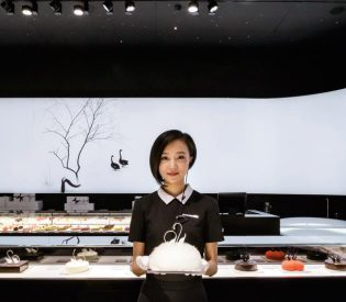 High Class Bäckerei Black Swan eröffnet in Peking
