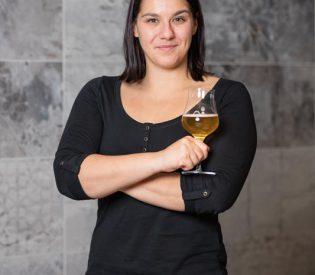 Dominique Schilk – die Bierkollaborateurin