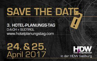 Hotelplanungstag DACH und Südtirol 2017