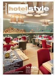 Hotelstyle eMagazin  Jänner 2017