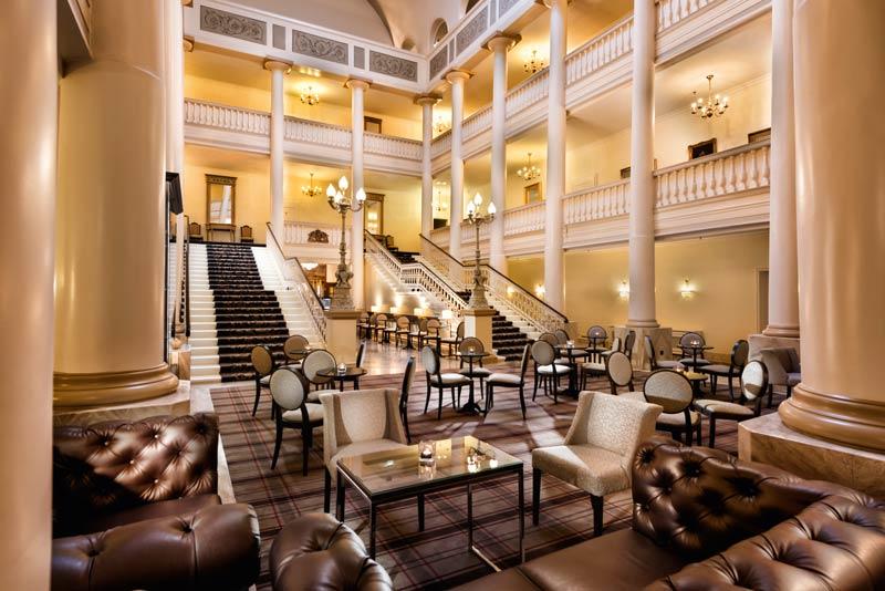 Badischer Hof Foyer