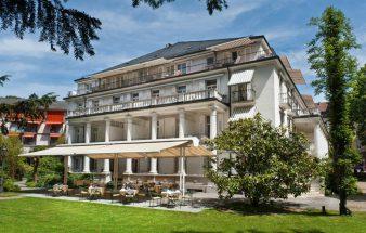 Badischer Hof: 400 Jahre Bauzeit