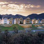 Dachsteinkönig-Hotelanlage als Dorf