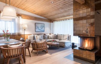 Dachetage mit  Chalet-Flair – Kitzbühel Lodge