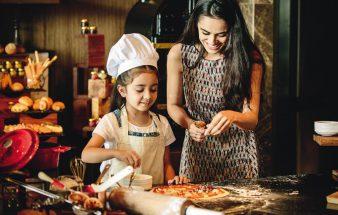 Kleine, zufriedene Gäste – Familienurlaub