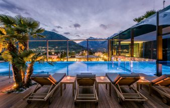 Wie im Himmel – Hotel Therme Meran