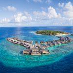Strand, Lagune, Wald und Meer – St. Regis Maldives