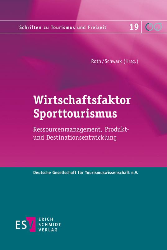 Buch Wirtschaftsfaktor Sporttourismus