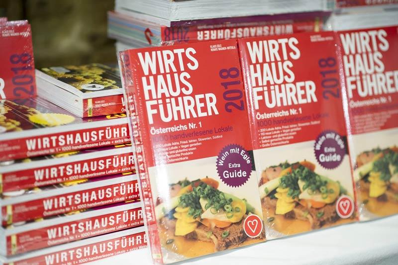 Buch WIrsthausführer 2018