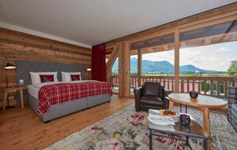 Das Vier-Sterne-Hotel im Herzen Chiemgaus