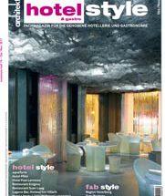 Hotelstyle eMagazin Okt/Nov 2017