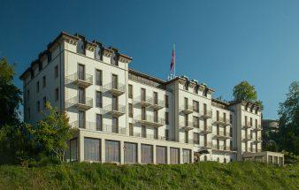 Luxus wie einst – Bürgenstock Hotels