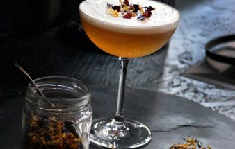 Harmonie mit Eiweiß und Lavendel – OMU Bar