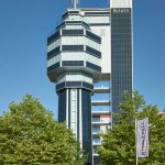 Visionäres Hotelkonzept – aqua Turm