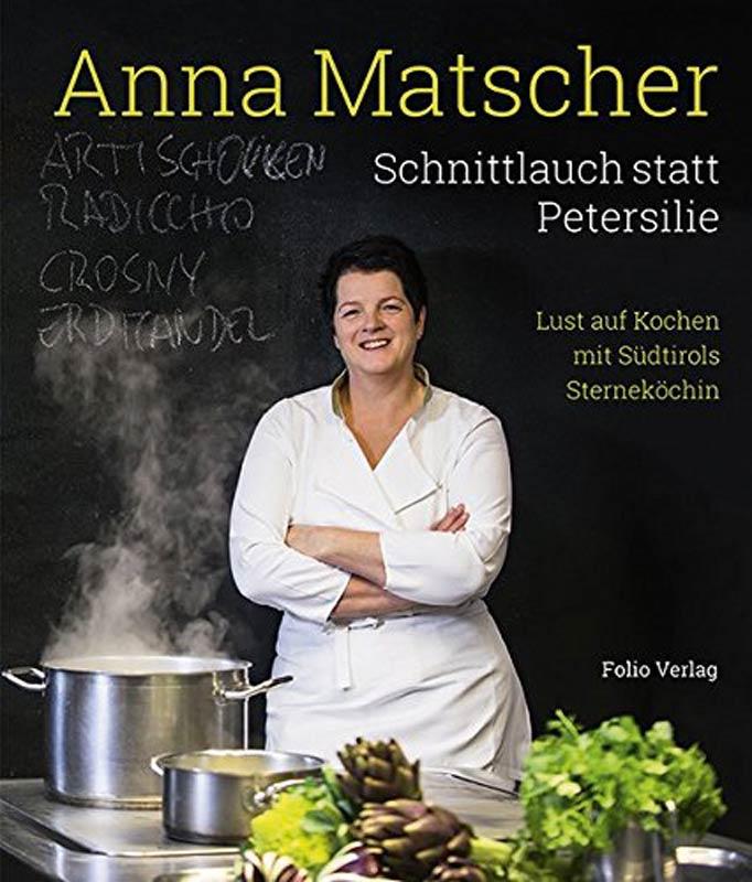 Kochbuch Anna Matscher